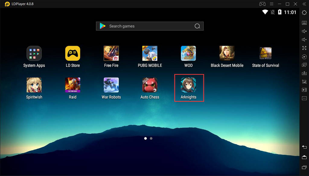 Download Arknights On LDPlayer