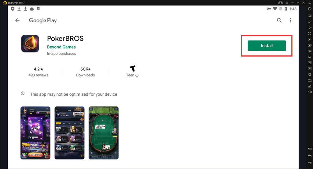 Download Pokerbros
