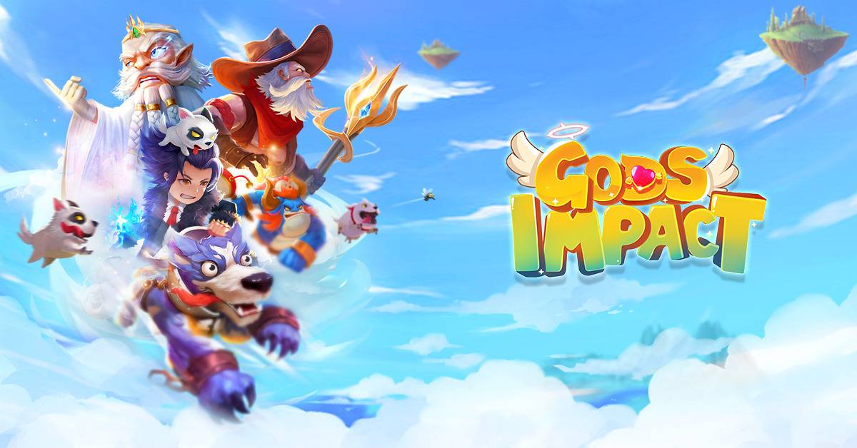 Top AFK RPG mobile game Gods Impact is now opening!