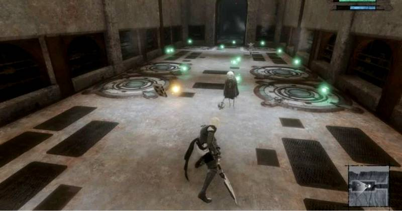 Nier Reincarnation How to Proceed on Early Stages and the Precautions
