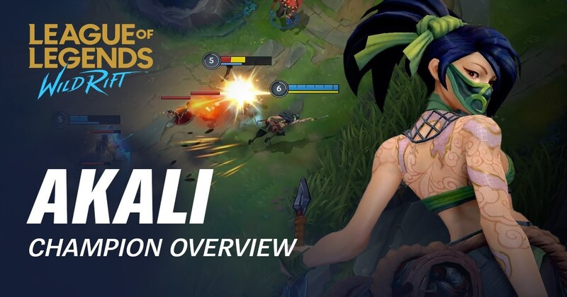 Lol Wild Rift: Mid Lane Guide and Champions