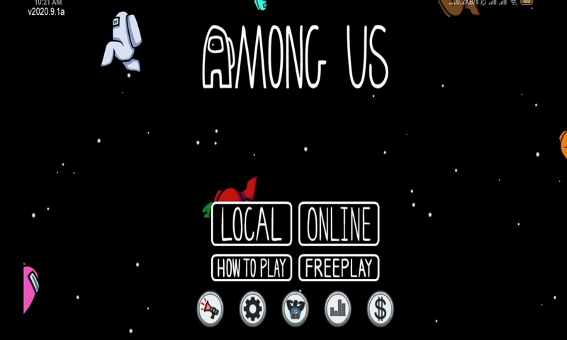 Among Us: Gameplay Introduction