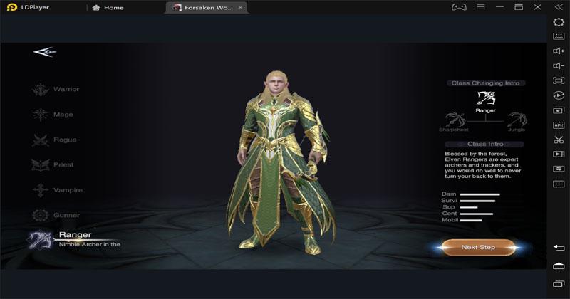 Forsaken World Gods and demons - What Class to Play?