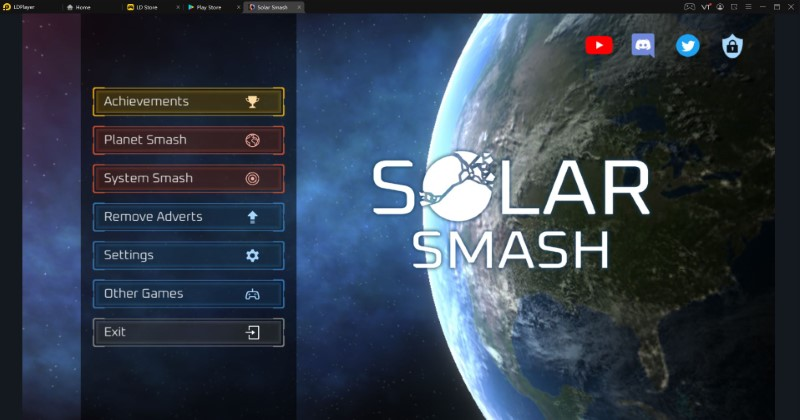 Solar Smash: Download It For Free On PC