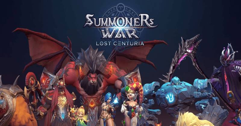 Summoners War: Lost Centuria Pre-Registration Guide and Gameplay Tips Characters