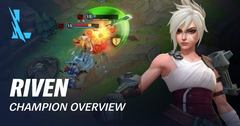 riven champion overview