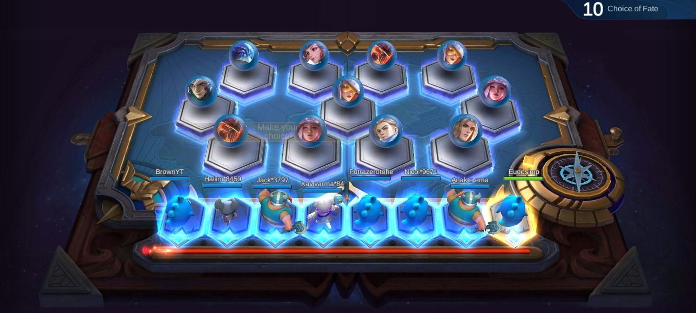 Tips & Panduan Ultimate Bermain Magic Chess di Mobile Legends: Bang Bang (MLBB)