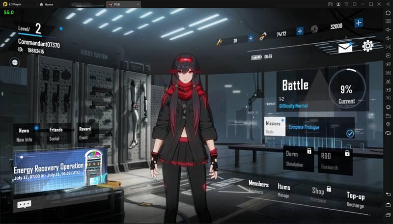 Cara Unduh dan Mainkan Punishing: Gray Raven di PC