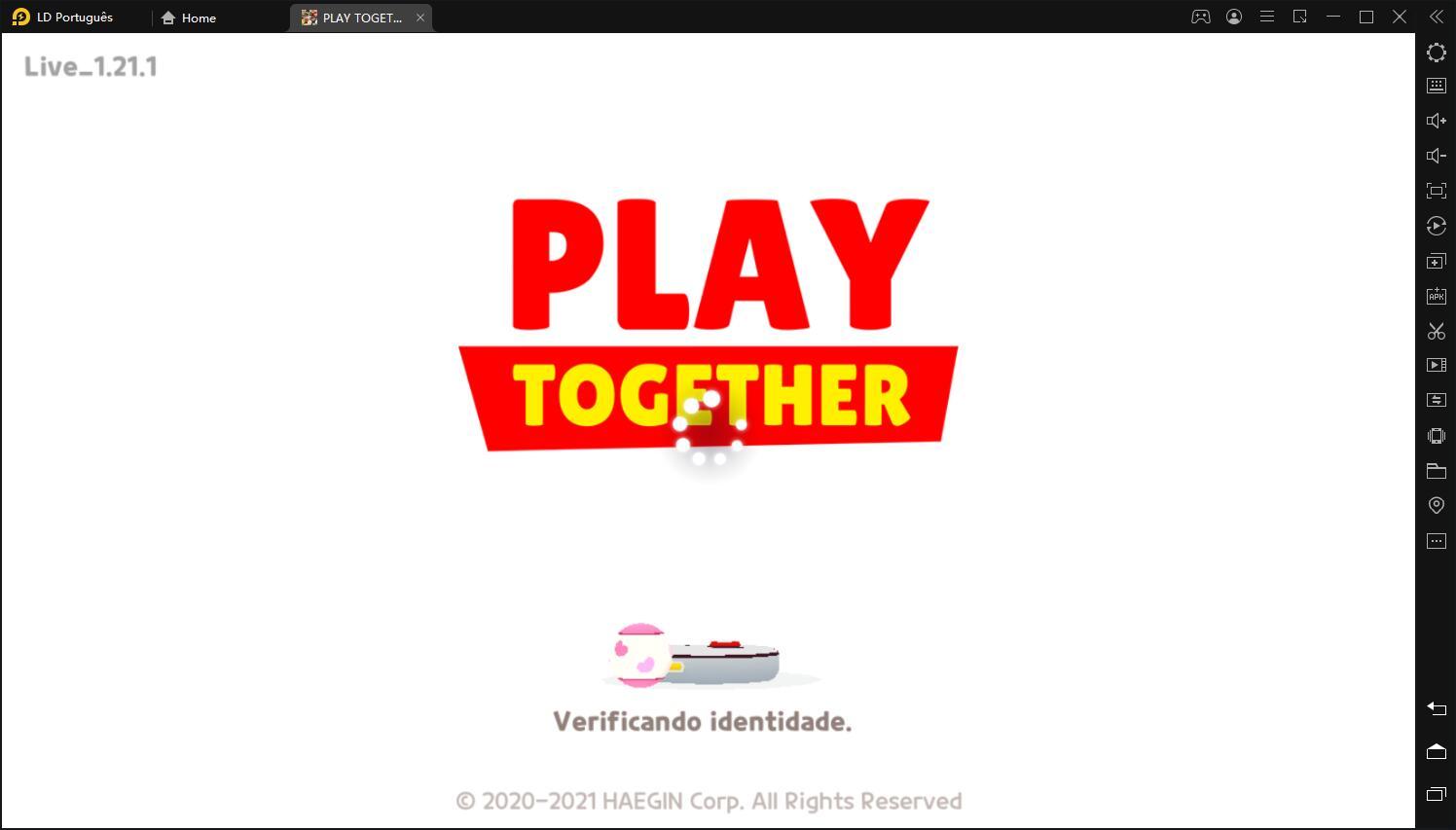 Baixe e jogue Play Together no pc com LDPlayer