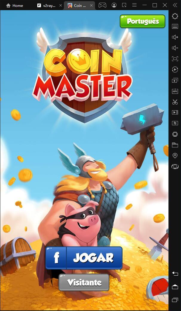 Coin Master-Convide amigos e obter recursos mais rápido !