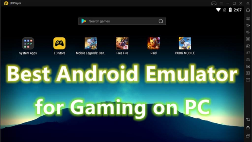 Baixe o emulador de 64 bits para jogos necessários de 64 bits