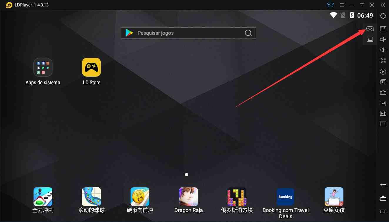Como usa Gamepad no emulador    Guia de uso de emulador