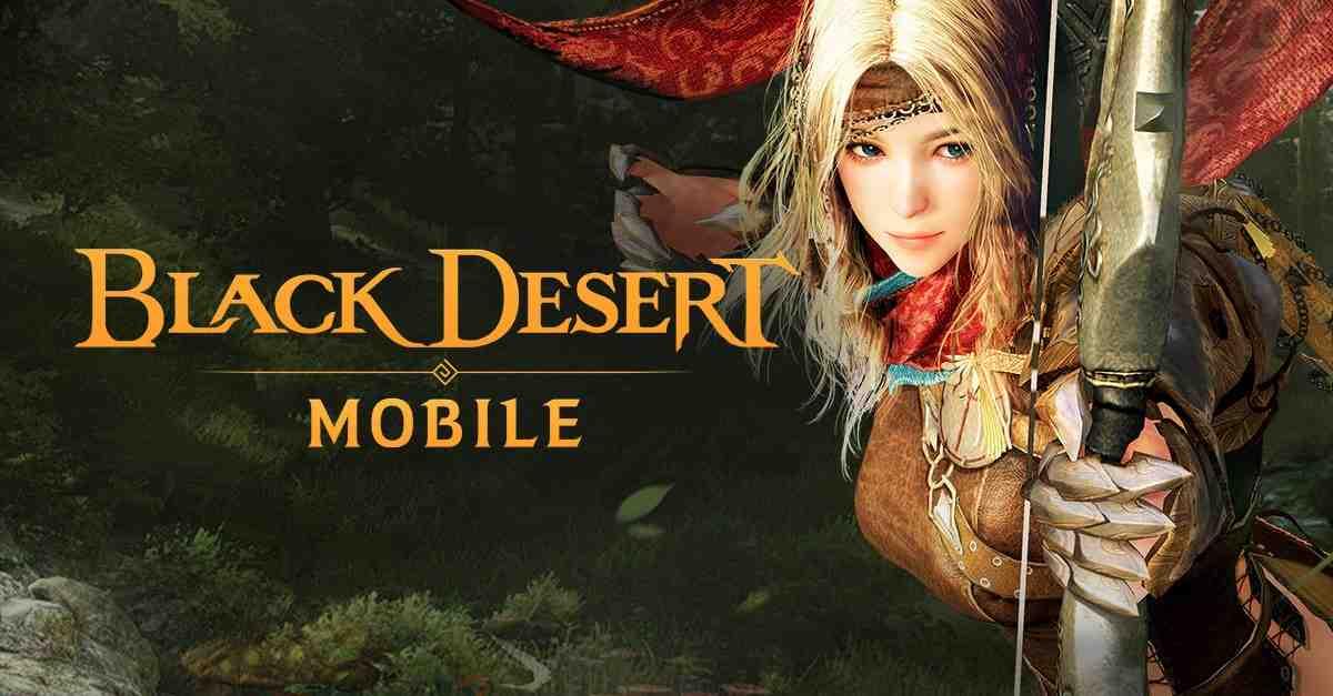 Играть в Black Desert Mobile на ПК с LDPlayer