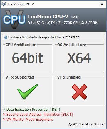 เปิดใช้งาน VT (Virtualization Technology) อย่างไร