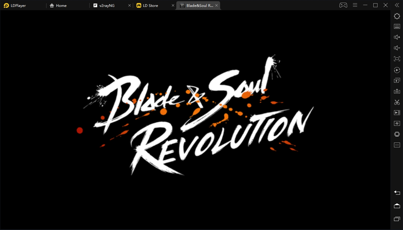 วิธีเล่นBlade&Soul Revolution บนPC