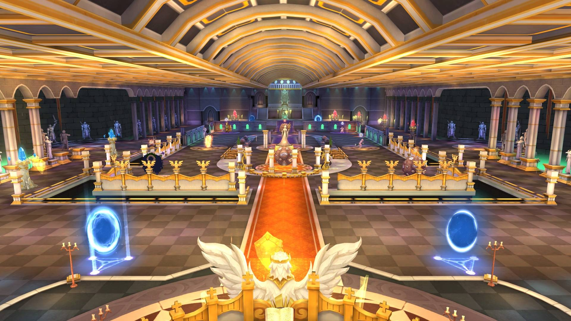 《RO仙境傳說:守護永恆的愛》「虹色墜落」更新 與雷電模擬器舉辦聯名活動