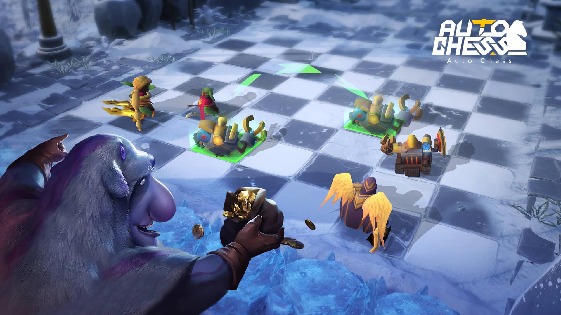Hướng dẫn cài đặt và chơi Auto Chess trê...