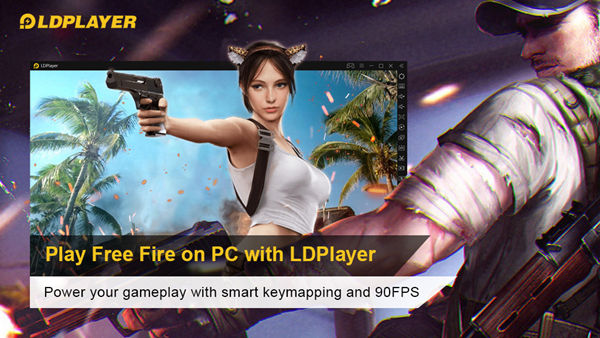 Free Fire for PC: 90 FPS Settings with B...