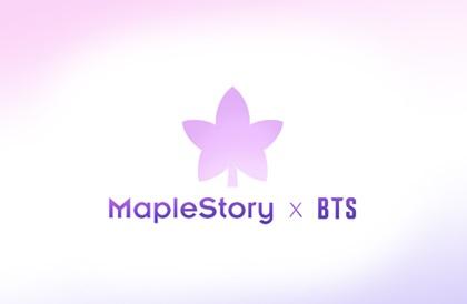 《新楓之谷》X《BTS》展開合作活動! 攜手國際巨星「防彈少年團」推出三集合作綜...