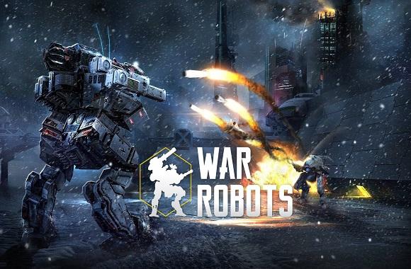 Как играть в «War Robots» на ПК