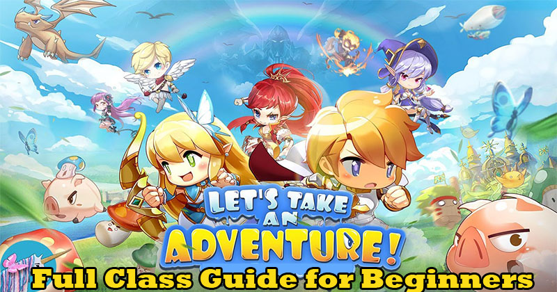 Rainbow Story MMORPG Full Class Guide fo...