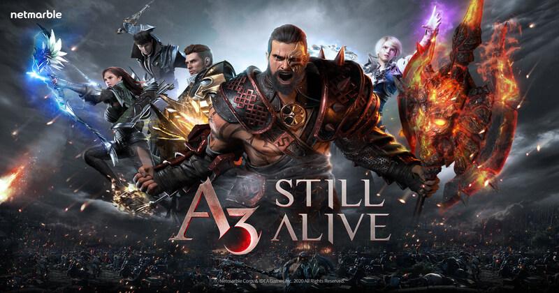 A3: Still Alive: Battle Royale được giải...