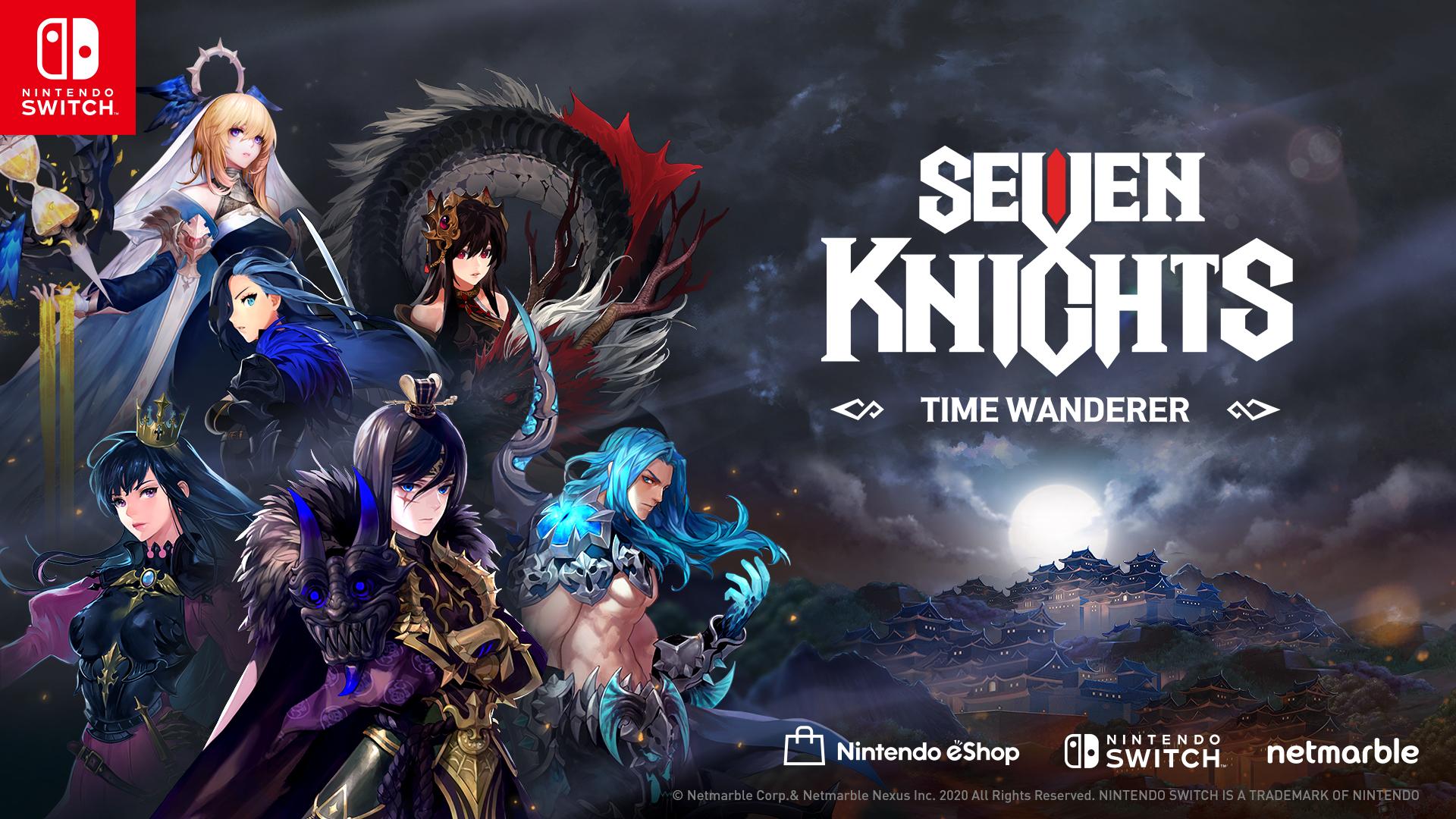 網石第一款NS遊戲 《Seven Knights -Time Wanderer-...