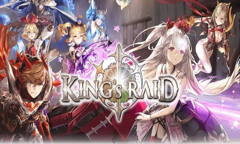 King's Raid: Top 5 Best DPS Heroes and H...